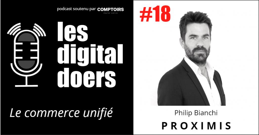 Philip Bianchi - Co-fondateur et CEO de Proximis