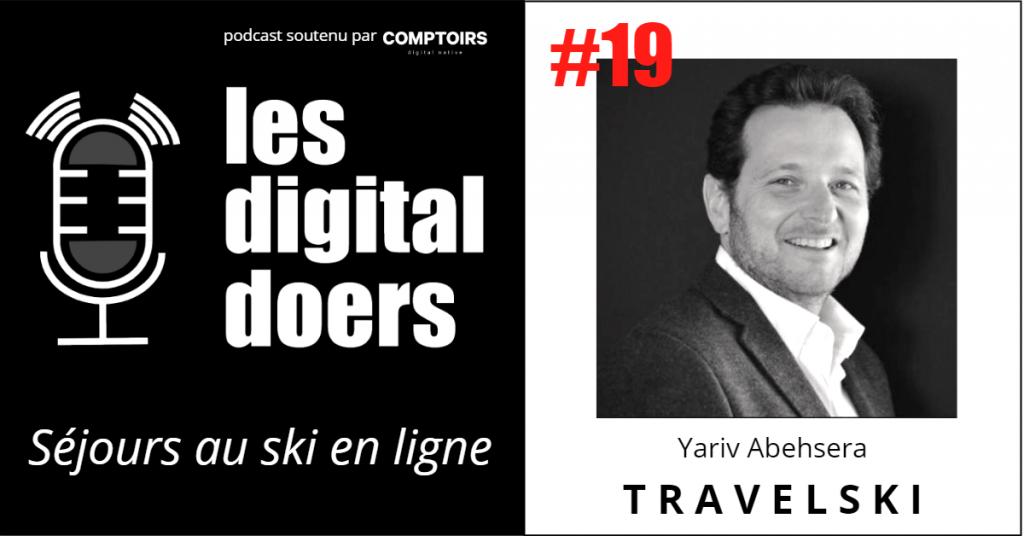 Yariv Abehsera - CEO & fondateur de Travelski