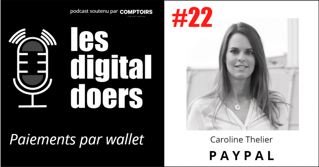 Caroline Thelier - DG PayPal France